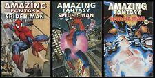 Amazing Fantasy starring Spider-Man Comic Set 16-17-18 Amazing Fantasy 15 Sequel