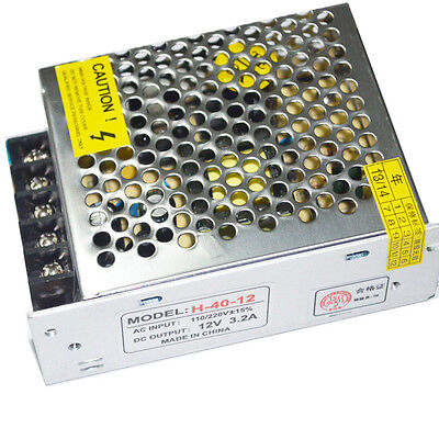 12V/24V 2A/3A/5A/10A/15A/20A Switching Power Supply Driver For LED Strip Light