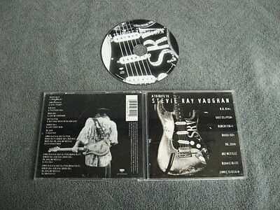 a tribute to stevie ray vaughan various artists cd compact disc ebay. Black Bedroom Furniture Sets. Home Design Ideas