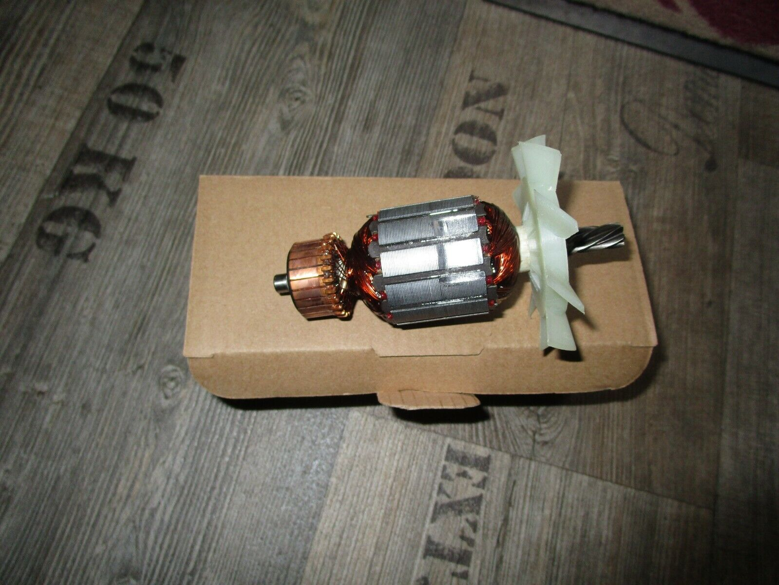 Anker Rotor  für Hilti  TE 14 15  18 (-220-240V) Neu