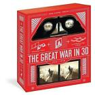 The Great War in 3D: A Book Plus a Stereoscopic Viewer, Plus 35 3D Photos of Men in Battle 1914 - 1918 by Jean-Pierre Verney, Michael Stephenson, Jerome Pecnard (Hardback, 2013)