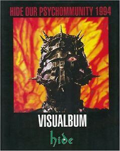 X-JAPAN-HIDE-Book-Visualbum-Hide-our-psychommunity-Japan-1994