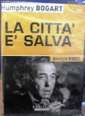 La città è salva (1951) DVD NUOVO Sigillato OFFERTA!!!