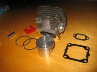 Stihl Ms460 046 Nikasil Cylinder Piston Kit 52mm With Gaskets Top End Set Ms