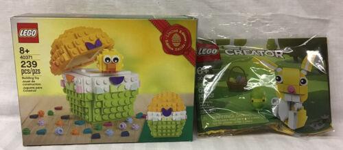 /& Easter Bunny 30550 NEW Lego Creator Easter Egg 40371