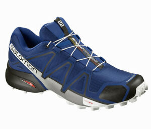 Ebay Salomon Salomon SPEEDCROSS 4 Men Sports Shoes Blue