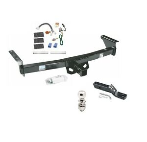 05 16 complete trailer hitch package for nissan frontier w. Black Bedroom Furniture Sets. Home Design Ideas