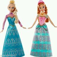 Disney Frozen Elsa & Anna Royal Sisters Of Arendelle Set 2 Pack Dolls Toys