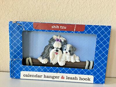 PERSONALIZED SHIH TZU REFILLABLE CALENDAR HOLDER Memo Boards Home ...