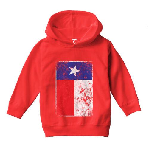 Texas Flag  Toddler Hoodie Sweatshirt