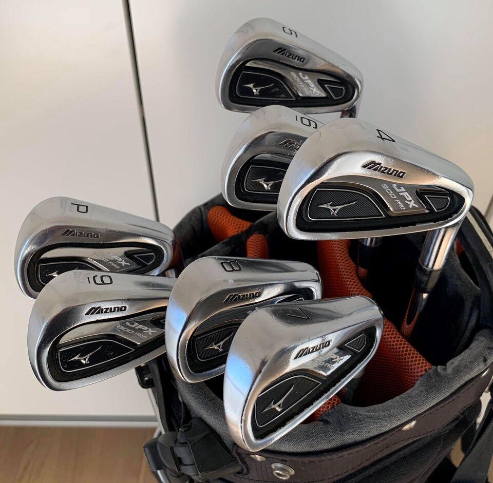 Stål golfjern, Mizuno JPX 800 PRO