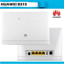 Unlocked Huawei B315 B315s-22 4g LTE Fdd/tdd 150mbps CPE