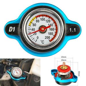 1.3 Bar B Head Temperature Gauge Thermost Radiator Cap Water Temp Tank Cover