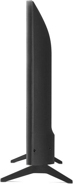 LG (2021) LED HDR 4K Ultra HD Smart TV, 43 inch