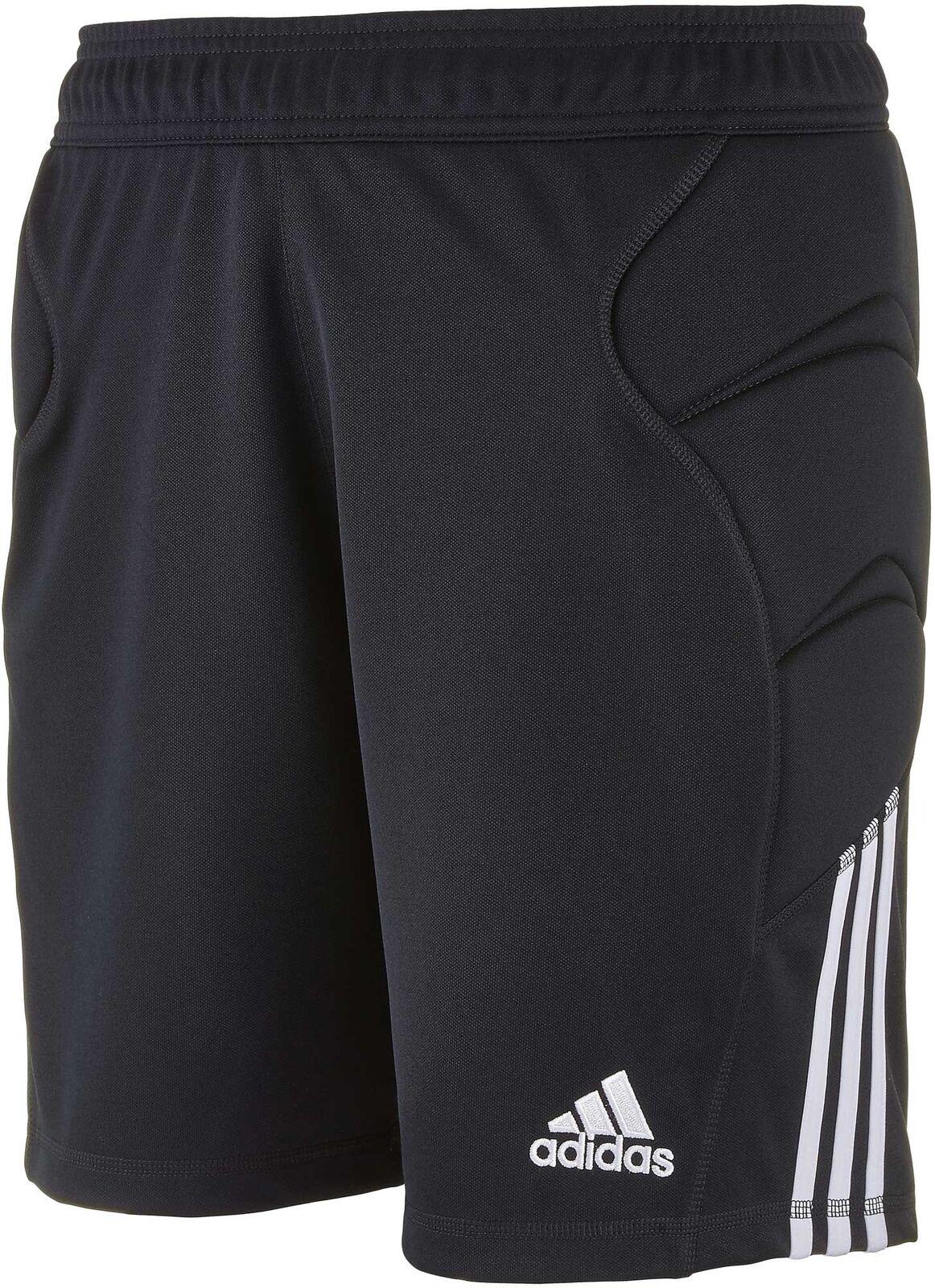 Short rembourré noir pour gardien de but Adidas Tierro 13 pour homme - Z11471