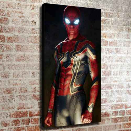 Ruthless Spiderman HD Canvas prints Painting Home decor Room Wall art Picture