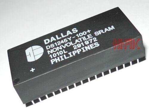 1PCS DS1245Y-100 3.3V 1024k Nonvolatile SRAM