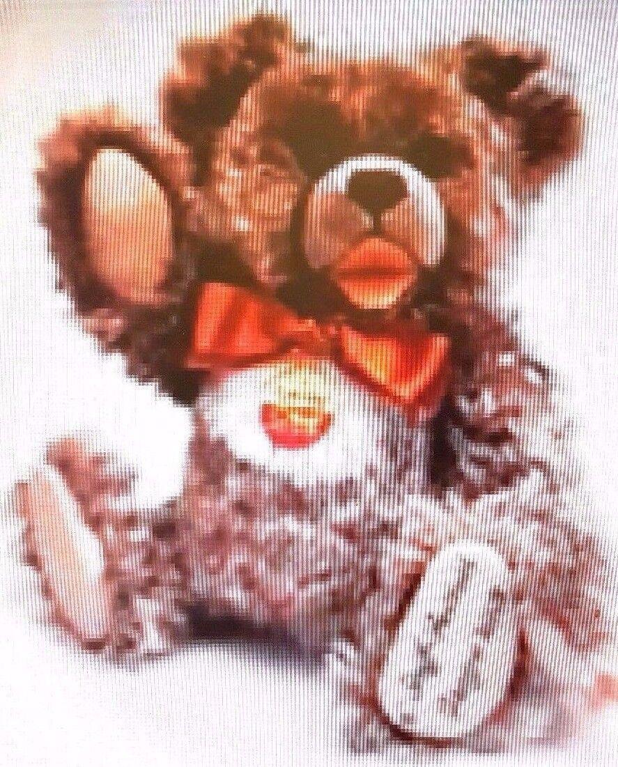 Steiff Teddy  Candey  inkl. Zertifikat limitiert Brummstimme aus aus aus 2002 NEU 655609 333c26