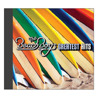 The Beach Boys Greatest hits CD  Brand New - Surfing, Oldies, Rock 'N' Roll