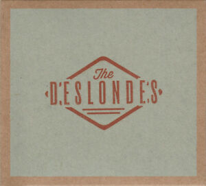 THE-DESLONDES-The-Deslondes-2015-12-track-CD-album-NEW-SEALED