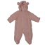 Baby-Snowsuit-Soft-Faux-Fur-Hooded-All-In-One-Snow-Suit-Romper-Pramsuit Indexbild 5