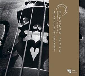 Antoinette-Lohmann-Phantasia-Musica-Voigt-Walther-Schenck-etc-CD
