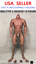 Ganghood 1//6 Scale Muscular Body VERSION 1.0 pour Logan Wolverine Arnold Bane