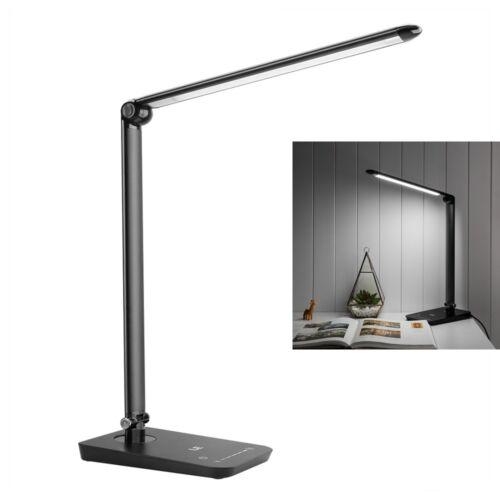 LE 8W 7 Modi LED Tischleuchte Leselampe Schreibtischlampe Touch-Control Neu11