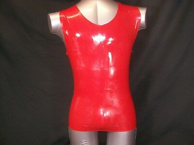 Sweat latex catsuit I Tried