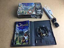 Boxed Odama + Microphone - Nintendo Gamecube (GC) TESTED/WORKING UK PAL