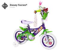 New Disney FAIRIES TINKERBELL 12 INCH BIKE with Fairies & Friends Bag for Girls