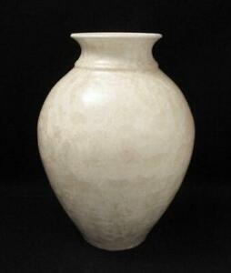 SHEPHERD-AUSTRALIAN-POTTERY-CRYSTALLINE-GLAZED-VASE-HEATHER-amp-BARRY-SIGNED