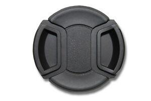 Kamera-Objektivdeckel-Innengriff-Kunststoff-52mm-schwarz