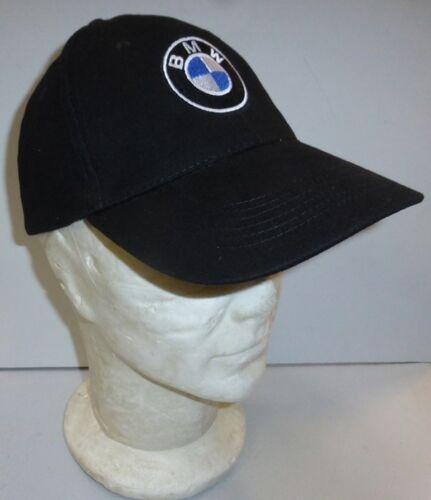 BMW casquette noire 320 323 520 528 635 Z1 Z3 Z4 Z8 2002 E21 E30 E36 cap X3 X5