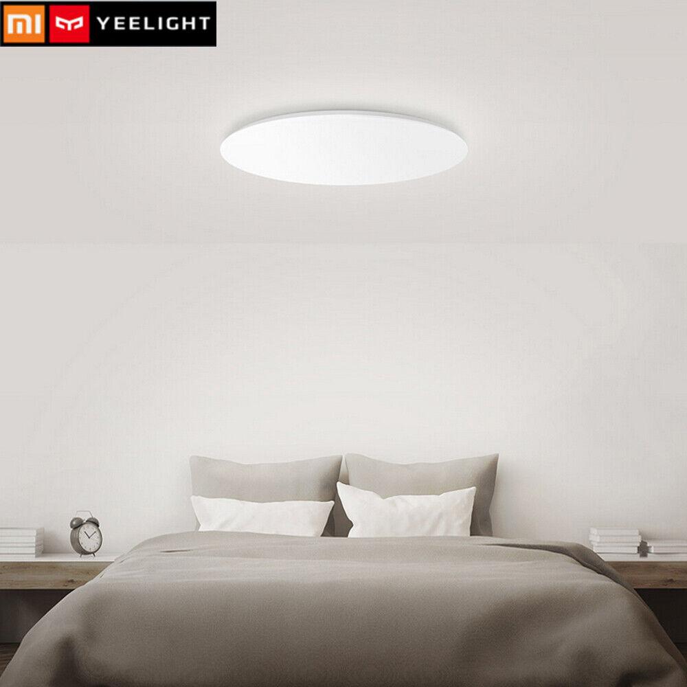 Yeelight 32W LED Deckenleuchte 450mm Smart WiFi BT Control +Fernbedienung P2U9