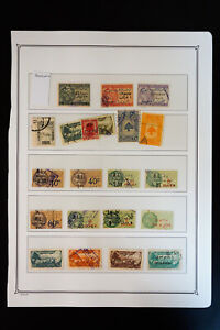 Lebanon-Stamp-Collection-of-36-Revenues