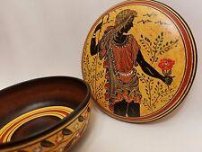 Adonis Greek Mythology Rare Hellenic Ancient Art Pottery Jewelry Case