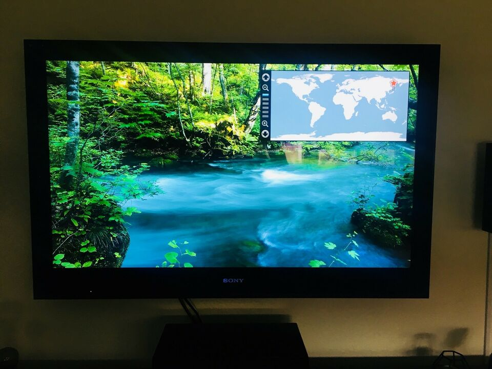 LED, Sony, Bravia -KDL-46NX700