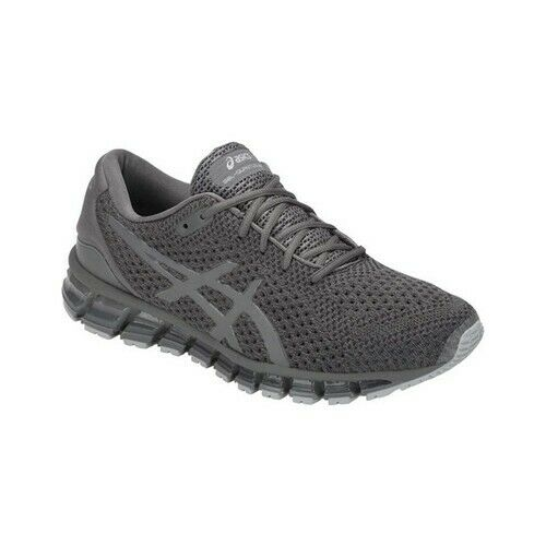 best website b18e7 cea79 ASICS Mens Gel-quantum 360 Knit T840n Carbon Dark Grey Size 8.5