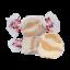 thumbnail 3 - GOURMET Peanut Butter Salt Water Taffy Candy TAFFY TOWN 1/4 LB  to 10 LB BAG