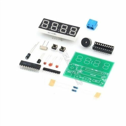 5Pcs AT89C2051 Kit De Suite De Production Électronique D/'horloge Électronique qe