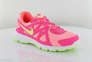 0fd09641991ead Nike Revolution 2 GS Junior Kids Girls Running Trainers Shoes - Hot ...