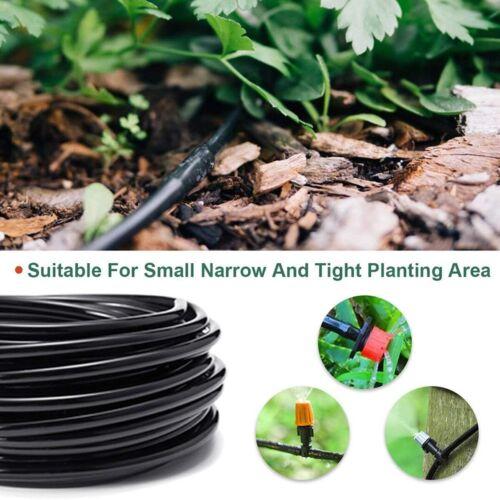 4//7mm Hose Water Sprinkler Pipe Tube Garden Water Drip Hose Irrigation System.