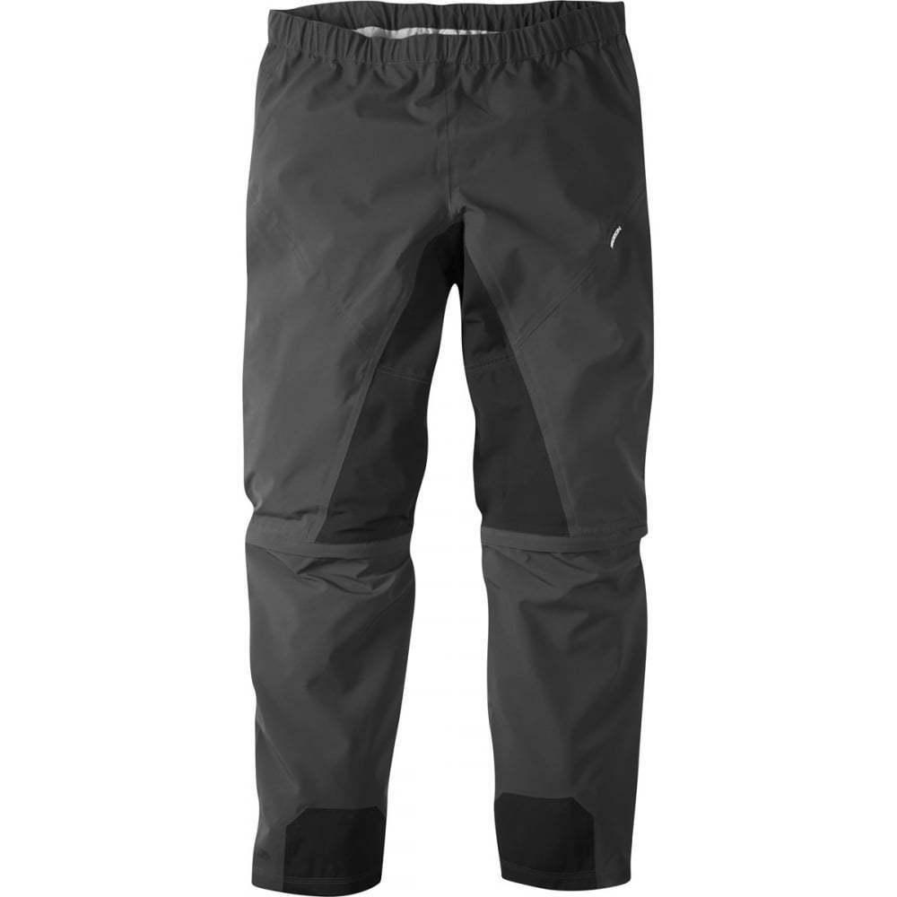 Madison Zenith Zip-Off Waterproof MTB Cycling Cycle Mountain Bike Trousers