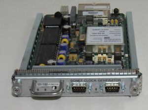 Details about JUNIPER SCG-T-S T-SERIES Sonet Clock Generator for T1600 AND  T640