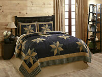 6pc Henry King Bed Quilt Set By Olivias Heartland/country Bedding