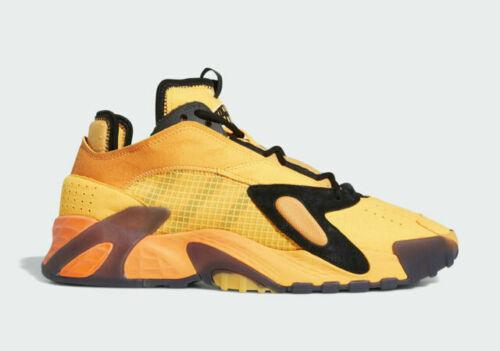 Size 9 - adidas Streetball Flash Orange 2019 - EF9598