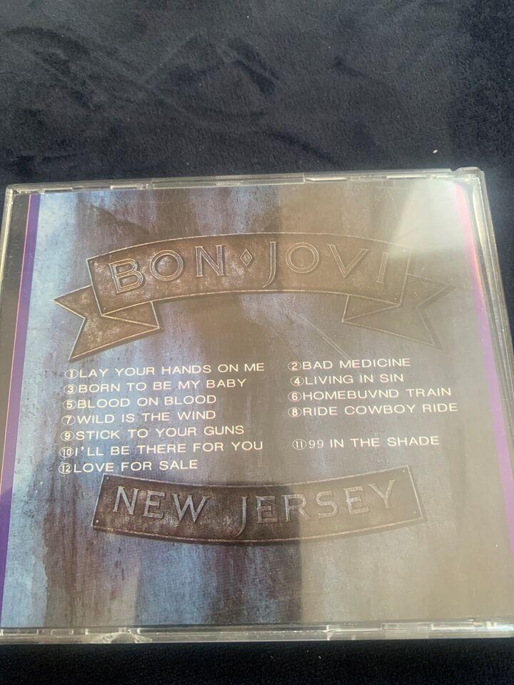 Bon Jovi: New Jersey, andet