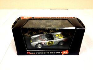 Brumm 1:43 Porsche 550 RS Mexico -NEW-#94A