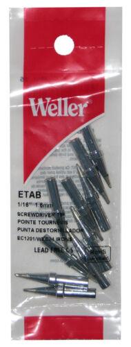 WESD51D WESD51 Original Weller ETAB 10 Pack of ETA Solder Soldering Tip WES51